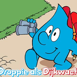 Lespakket Droppie Water als dijkwacht