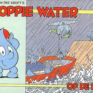Voorkant van stripboekje Droppie Water 3: Op de dijk