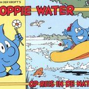 Voorkant van stripboekje Droppie Water 4: Op reis in de natuur